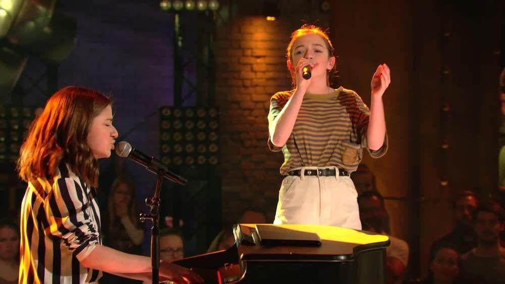 mimi und josefin the voice kids
