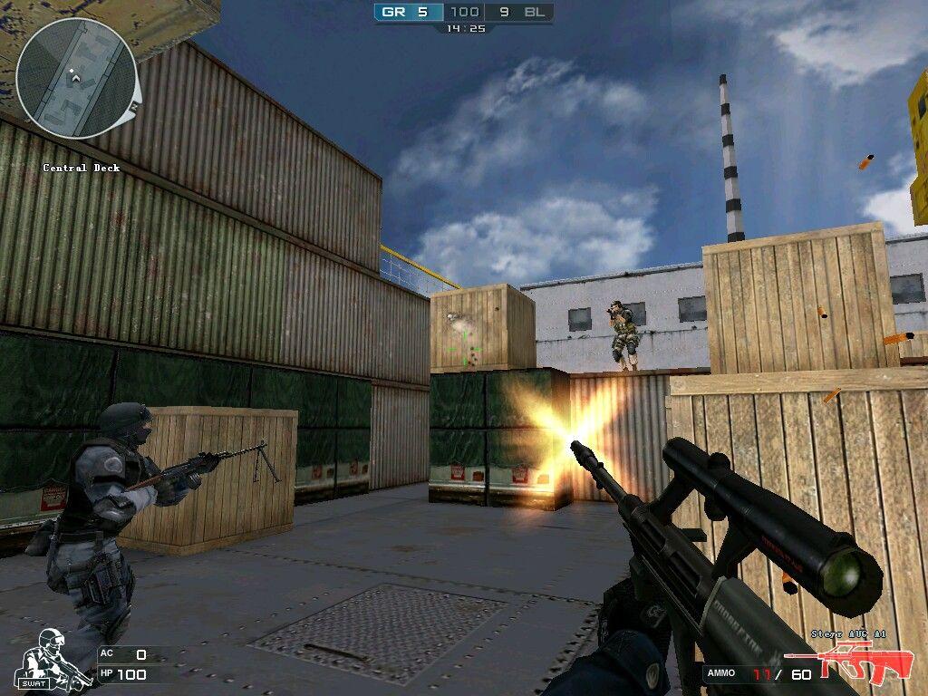 CrossFire (Europe) Freeware Descargar Gratis Juego PC