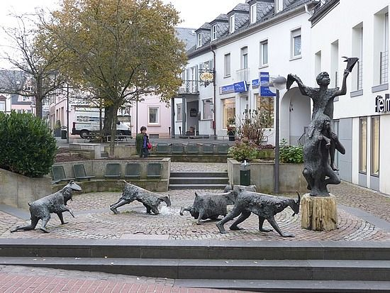 Bitburg, Germany. Would move back there in a minute!