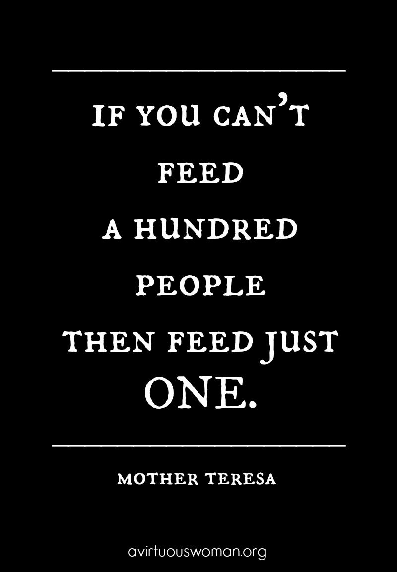 Serving Others The Letters Movie Mother Teresa Quotes Mother