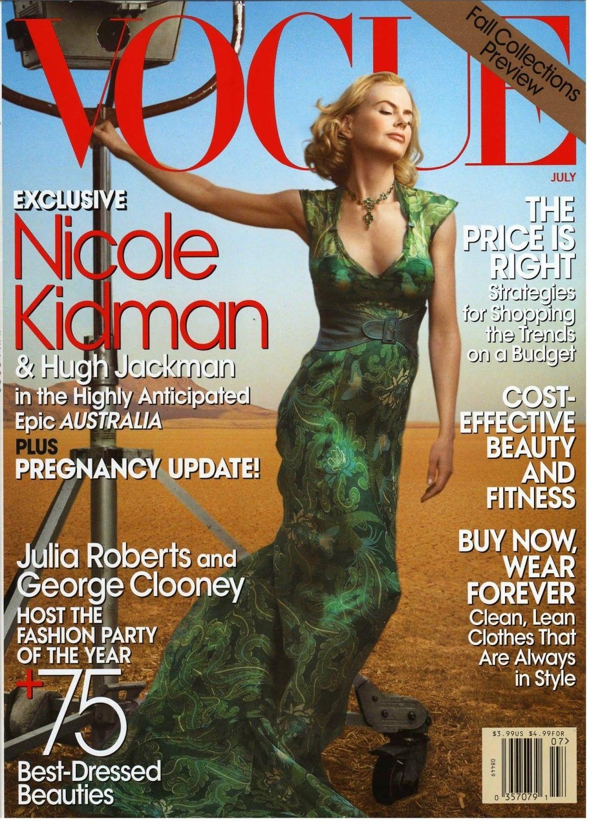 Nicole Kidman for Instyle Magazine, June 2019 - Сelebs of
