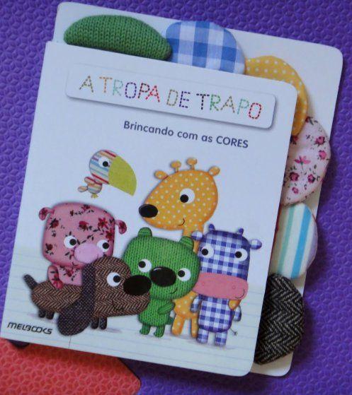 Livros para bebês até 1 ano