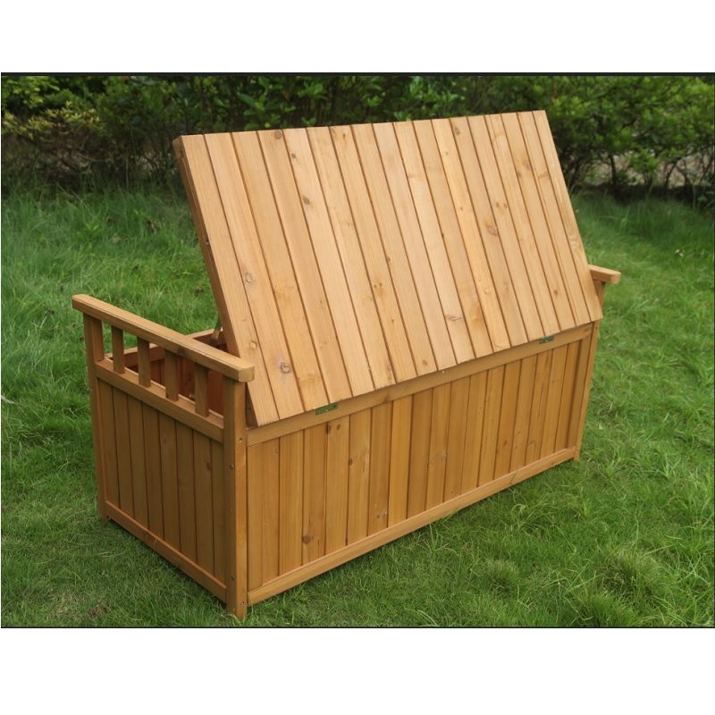 Greenfingers 2 Seater Storage Bench On Sale Fast Delivery Greenfingers Com Outdoor Garden Bench Diy Bench Outdoor Diy Seating