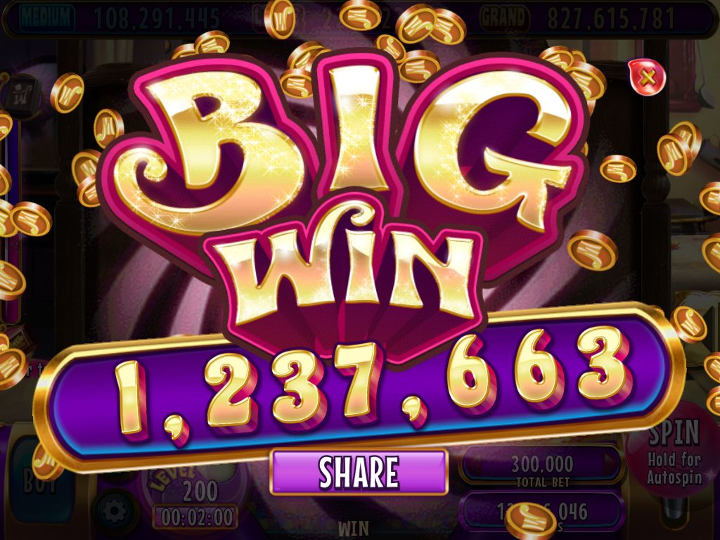 I just won 3,660,000 Credits! Join me to WIN BIG in