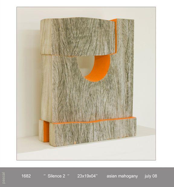 Wood & Mahogony Sculpture Santa Fe NM Pascal Studio