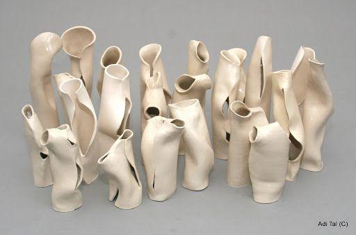 Soft Slab Ceramics | Slab Ceramic Sculpture
