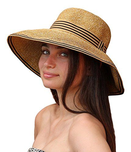 Palms Sand Women S Beach Hat Sun Hat With Uv Sun Protection Upf 50 Todays Shopping Sun Hats For Women Womens Beach Hat Sun Hats