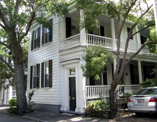 Charleston Single House Floor Plan Google Search House Exterior Vernacular Architecture House Floor Plans