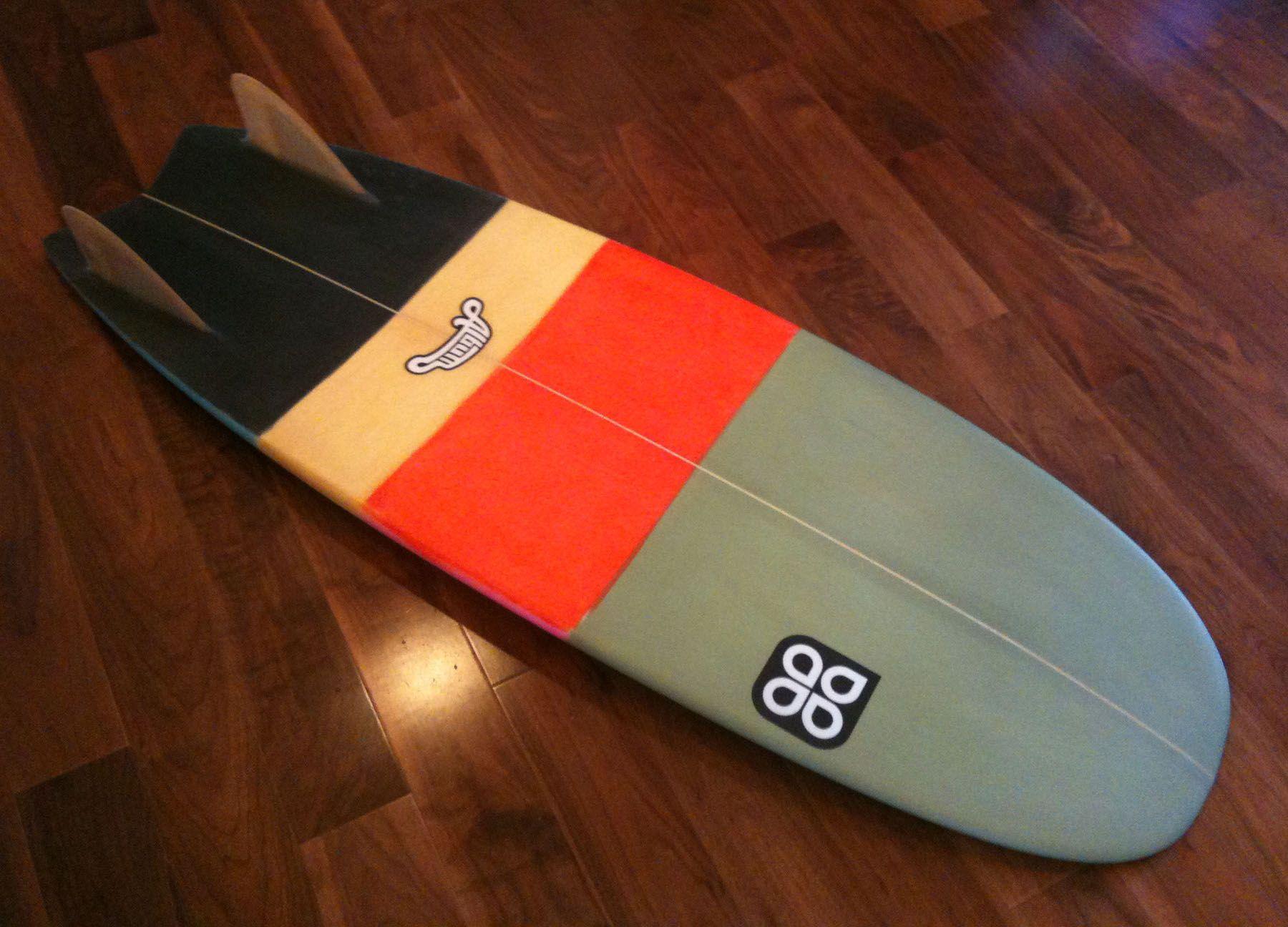 Mini Simmons Brand New Surf Design Surfboard Design Surfboard