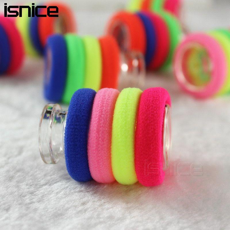Elastics Girl Hair Accessories Children Baby headband Colorful Hair Band S/&K