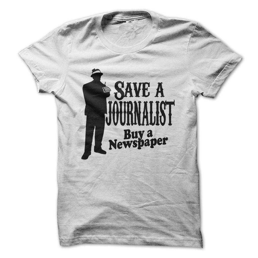 Shirt design editor -  Tshirt Charts Save A Journalist Buy A Newspaper Tshirt Design Hoodies Tee