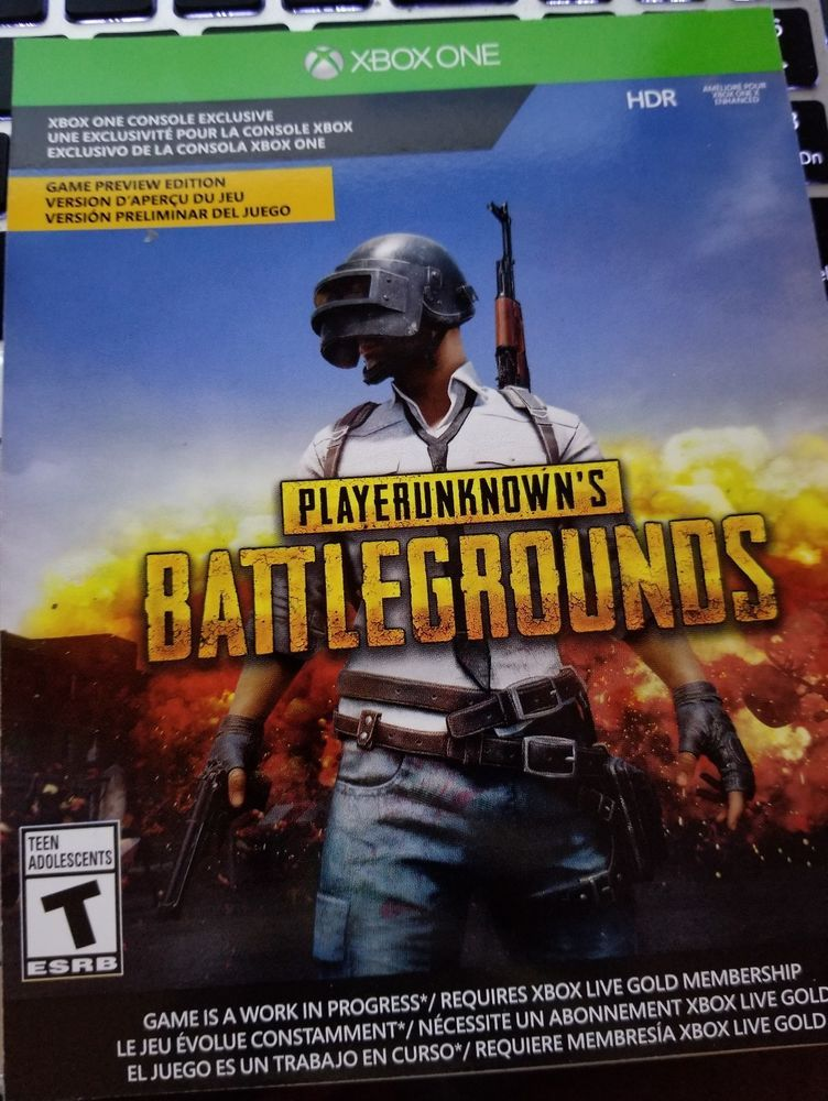 Details about PlayerUnknown's Battlegrounds Xbox One