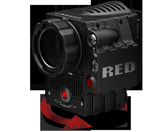 Red Digital Camera Epic