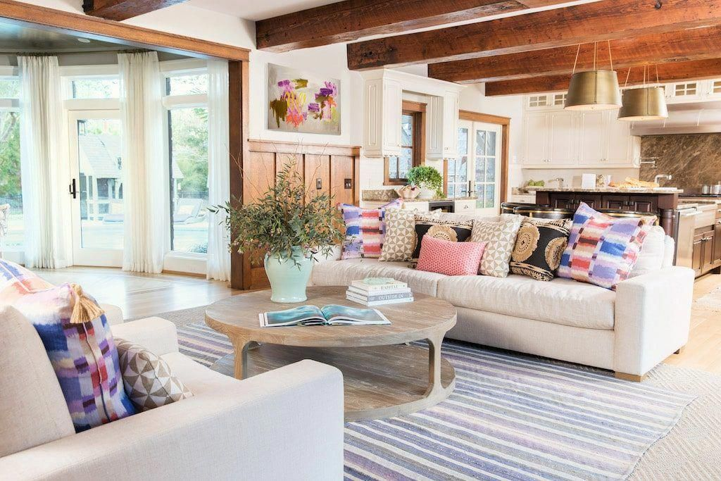 Welcome Home Living Room • Gathered [PHOTOS]