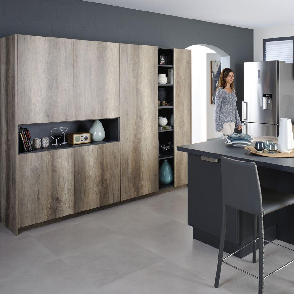 D couvrez vite les catalogues cuisine tables et chaises salle de bains rangement et dressing - Table de cuisine cuisinella ...