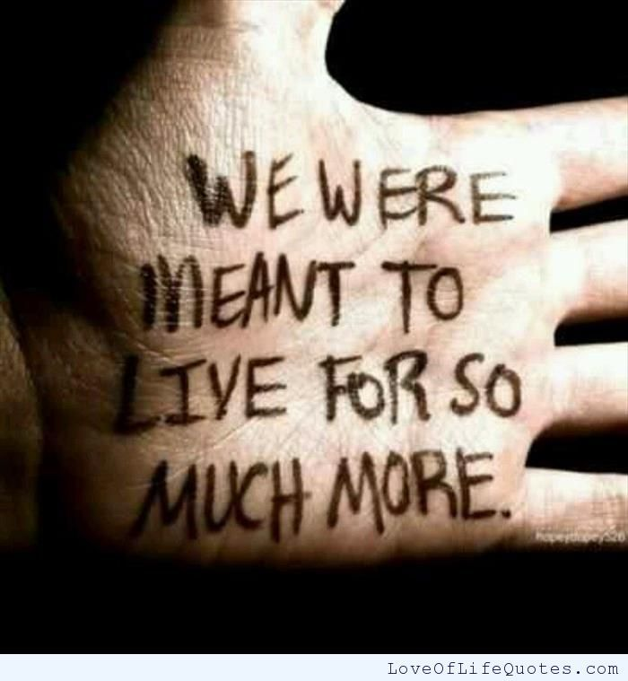 Lyric much more lyrics : We were infant to live for so much more - http://www ...