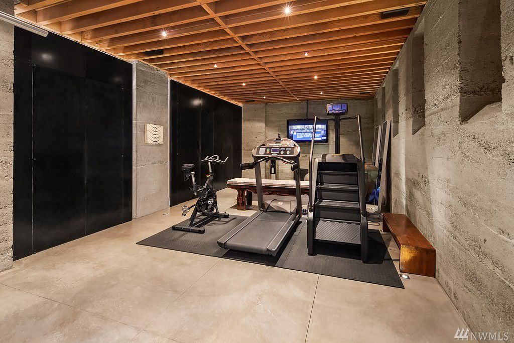 77 Home Gym Design Ideas Photos Home Gym Decor Home Gym Design Small Home Gyms