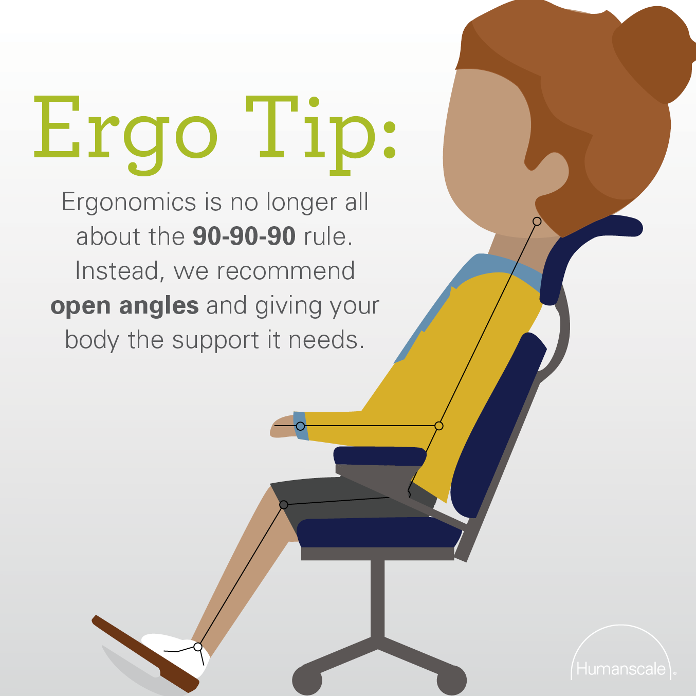 office chair posture tips high kitchen table and chairs pin by ergolife on ergonomic furniture for the house pinterest 50 home check more at http