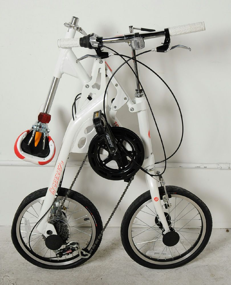 aa3a49480f9 Details about Toyota Breezer Folding Bike Collaboration | Sporting ...