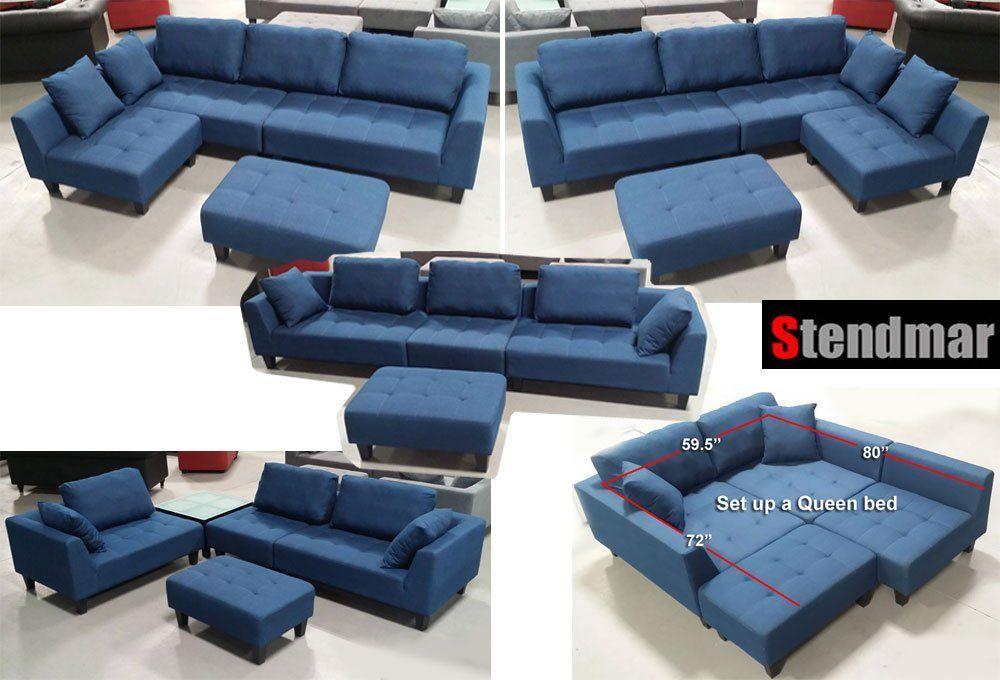 Blue Jean Sofa | Sectional sofa, Fabric sofa, Sectional sofa ...