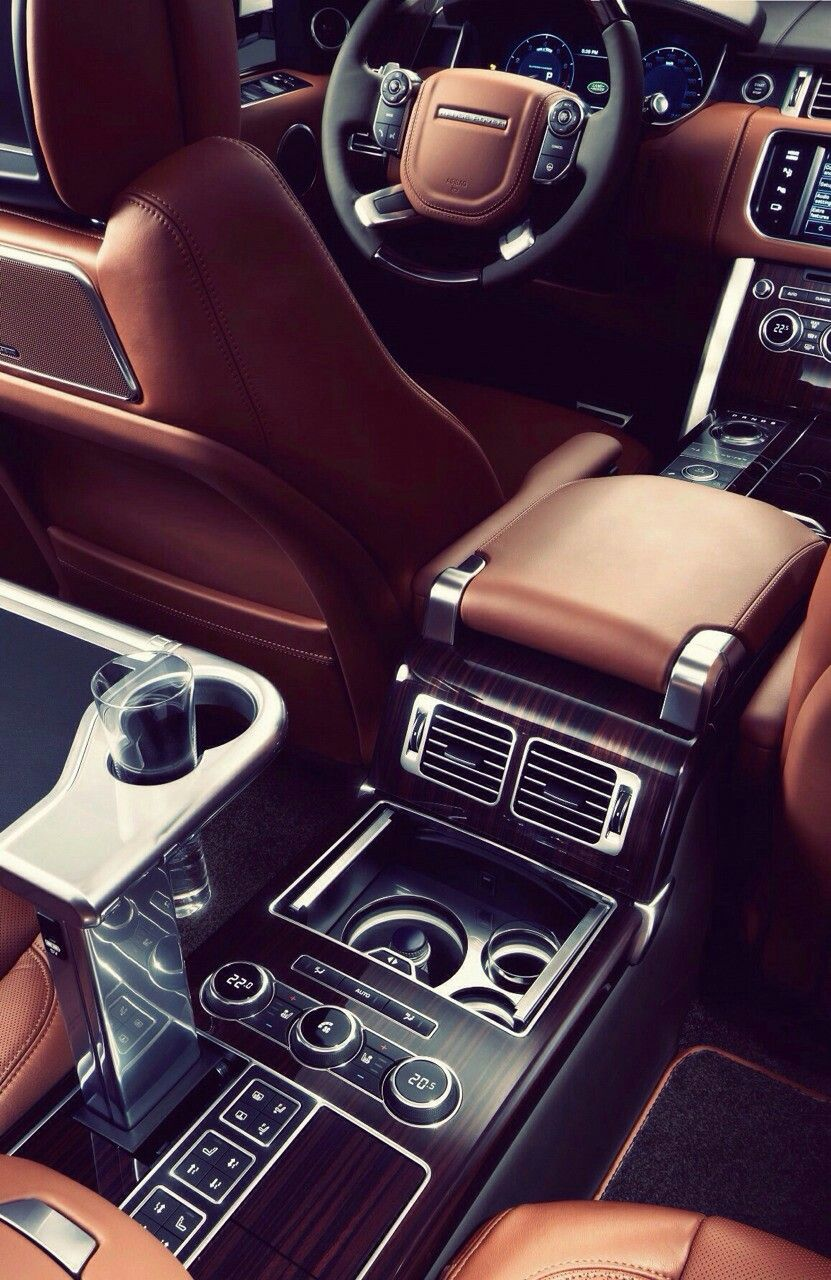 Pin by Tanja S on Luxurious lifestyle Range rover