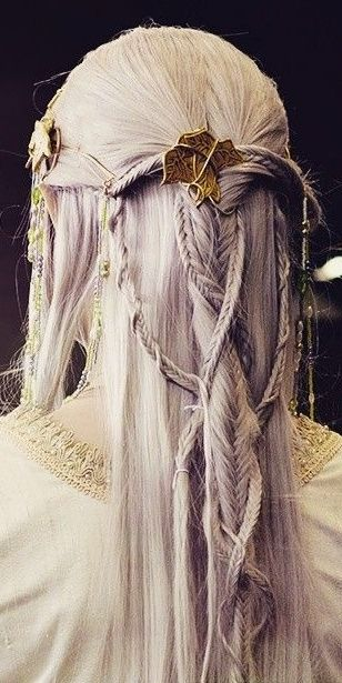 Christina Ariyalothiriell Instagram Photos And Videos Elf Hair Elvish Hairstyles Viking Hair