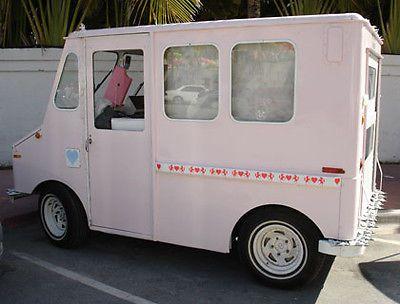 Other Makes Fj 8 Step Van Step Van Van Ice Cream Truck
