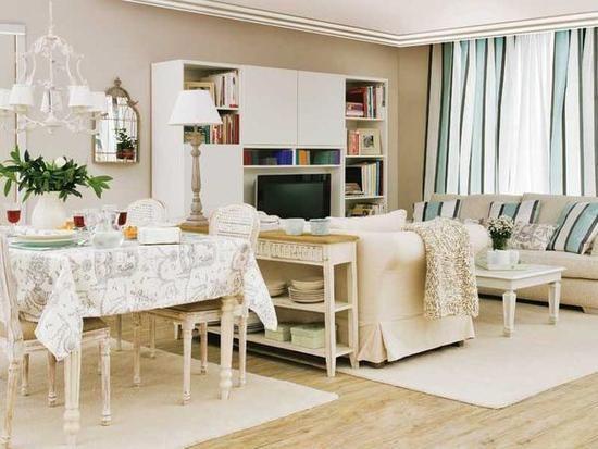 decoracion salon comedor rectangular - Buscar con Google | Proyectos ...