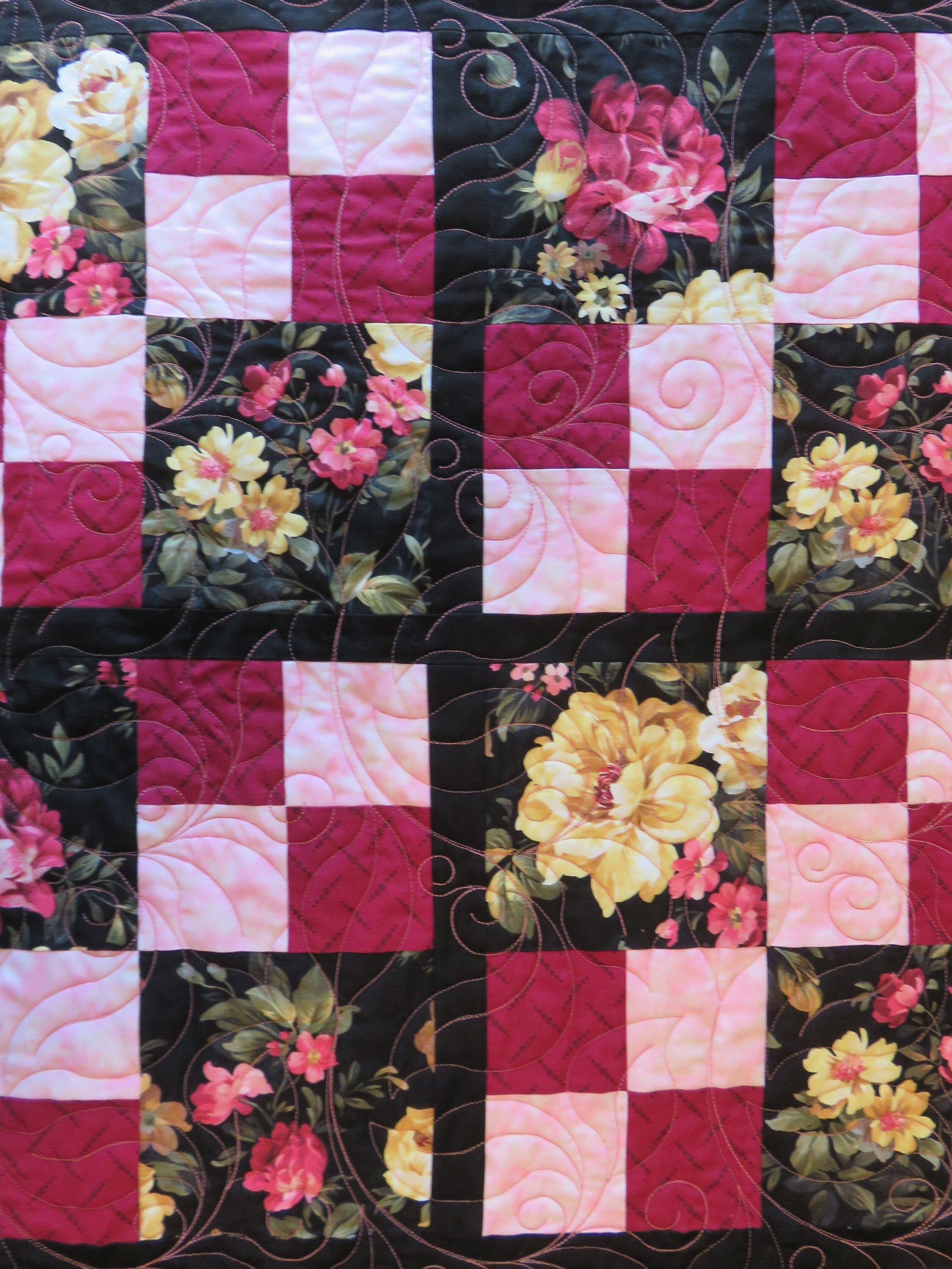 Excited To Share This Item From My Etsy Shop Quilted Throw For