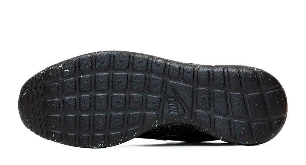 quality design 2702b e4eff Nike Roshe One Customized by Glitter Kicks -  Oreo  Black   White Paint  Speckle