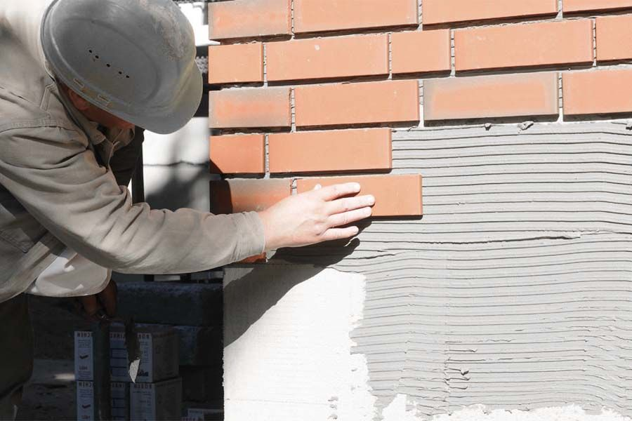 Ladrillos para fachadas casas buscar con google casas for Ladrillos decorativos para exteriores
