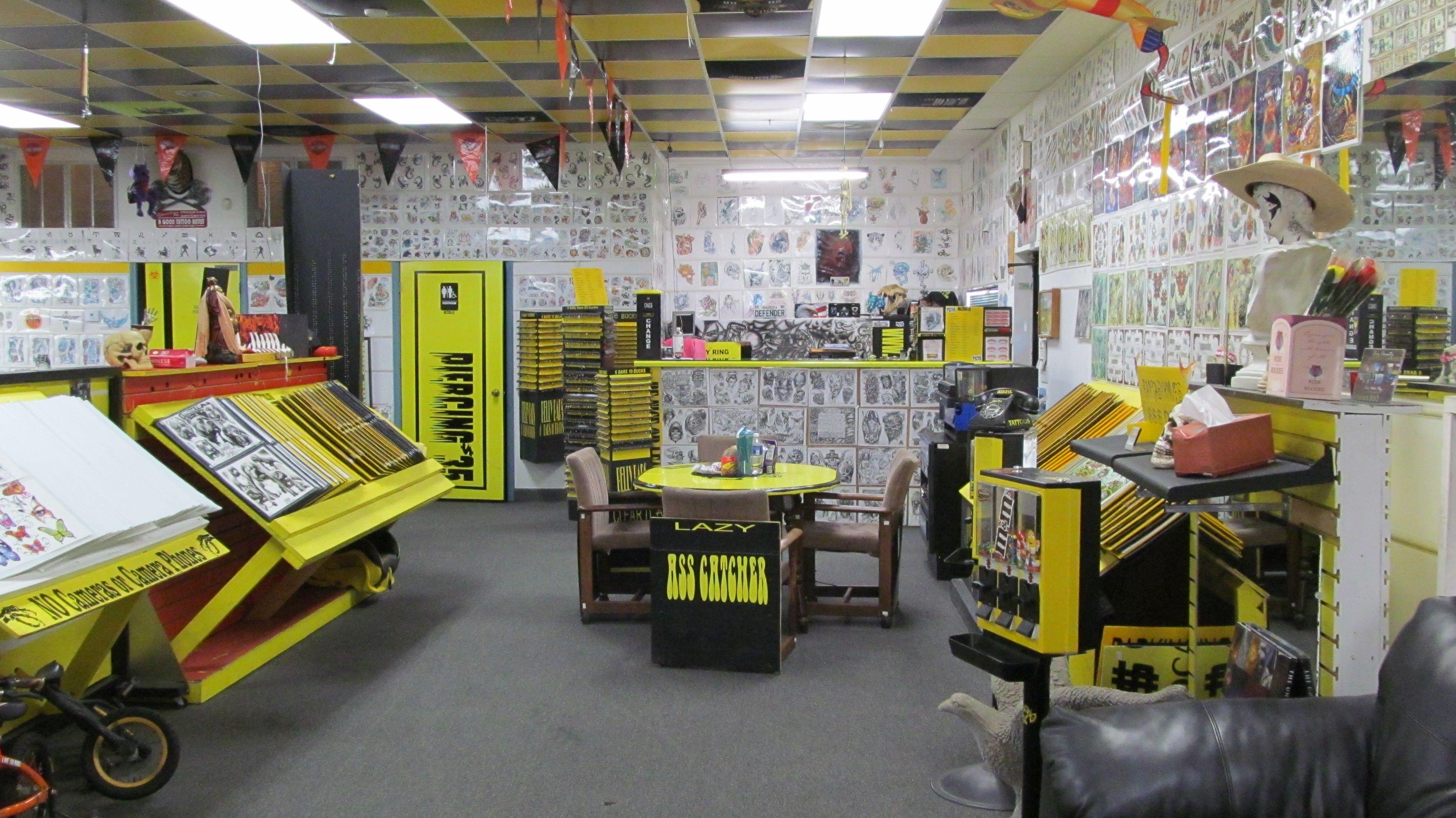 tattoo shops near me, tattoo shops in panama city florida
