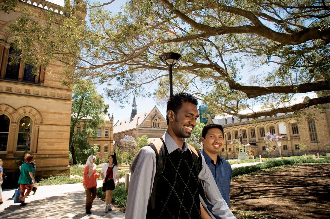 Adelaide University Students طلاب جامعة أديلايد | Photo ...