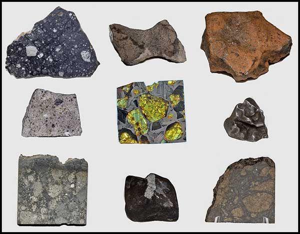 Pin On Meteorites
