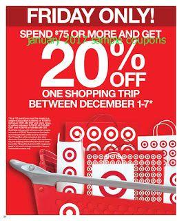 Target Coupons Free Printable Coupons January 2017 Target
