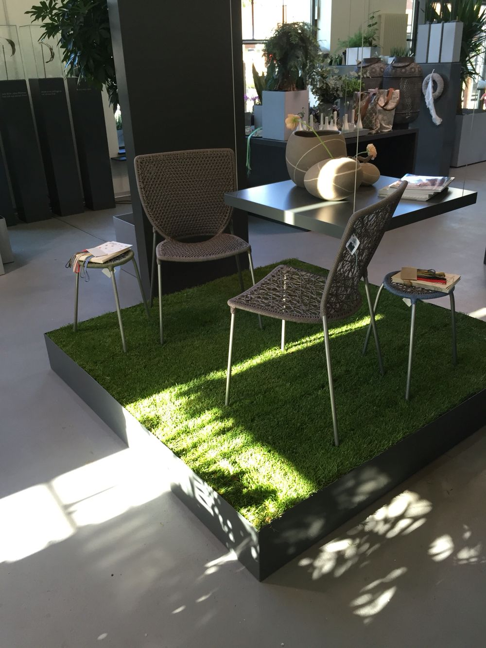 Gagadesign, Gartenmöbel