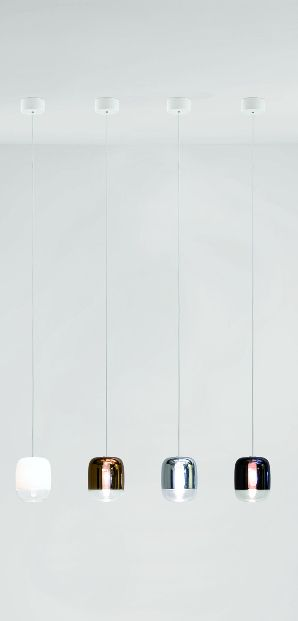 Gong mini suspension lamps prandinas on line catalogueinteriors lighting designmodern interiors lamps