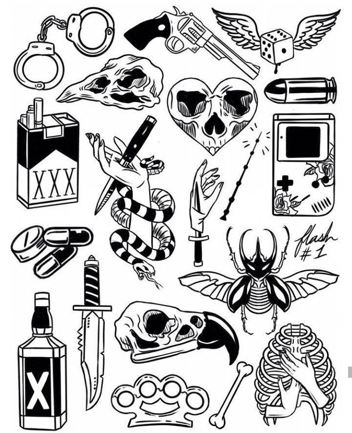 Ideias de tatuagem