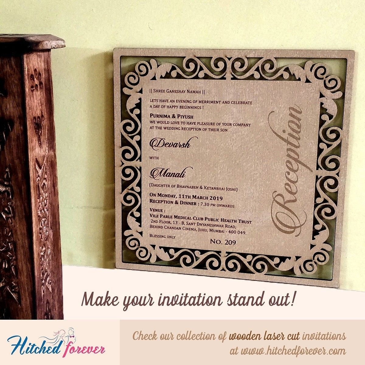 Pin on Best selling Indian Wedding Invites