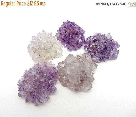 Listing is for one natural raw amethyst cluster amazing stones! (RK13B6)  Great quality amethyst! So beautiful!  Hand selected stones, each one was