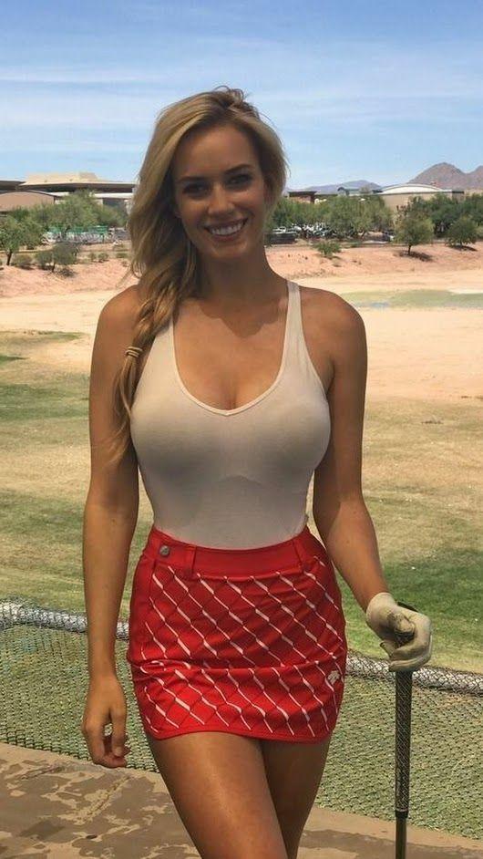 Milf golf
