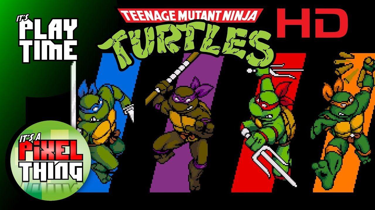 Teenage Mutant Ninja Turtles Hd Fan Remaster 2019 Pc It S Play T Teenage Mutant Ninja Turtles Teenage Mutant Teenage Mutant Ninja