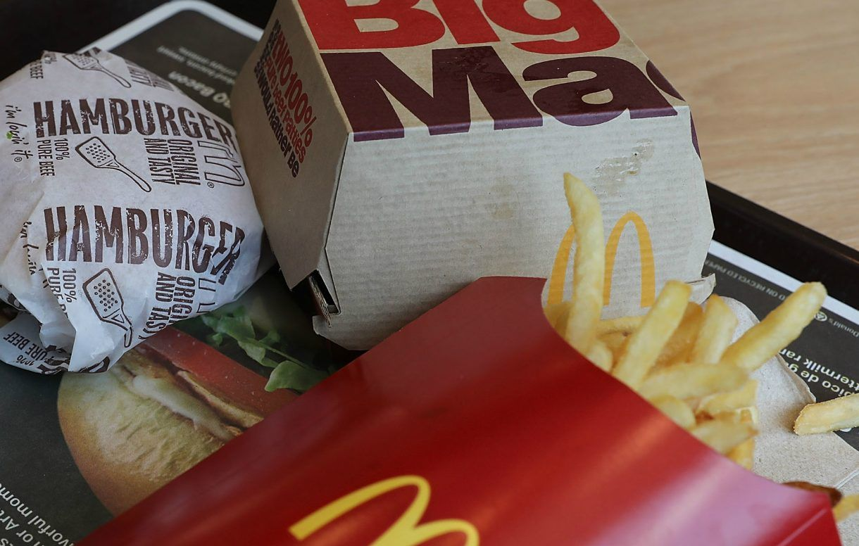how to make mcdonald's chicken nuggets box