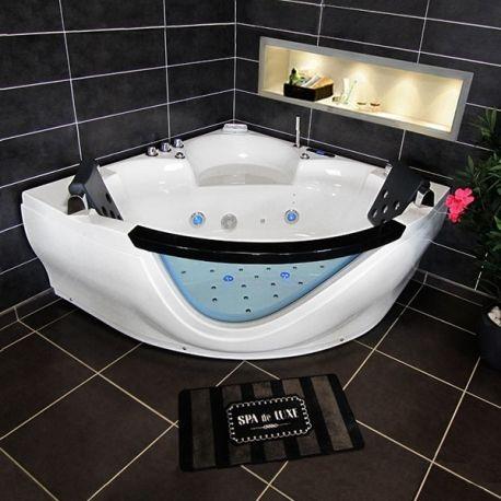 TOSCANE SC Meuble salle de bain Scandinave   Accessoires ...