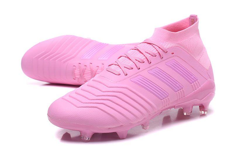 a30e537d789aa Botas de fútbol adidas Predator 18.1 FG - Rosa