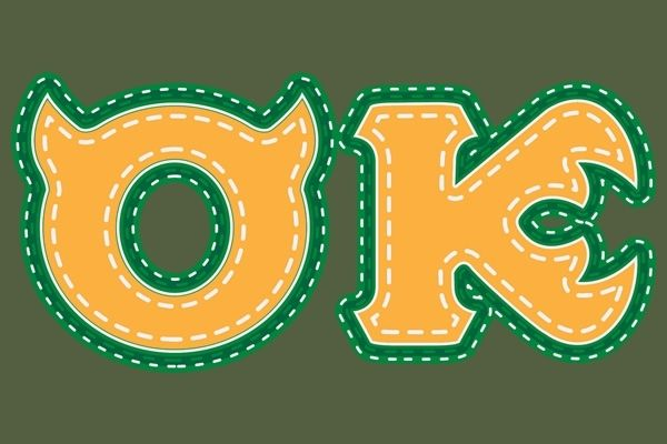 Oozma Kappa T-shirt! Great Idea For A Monster University