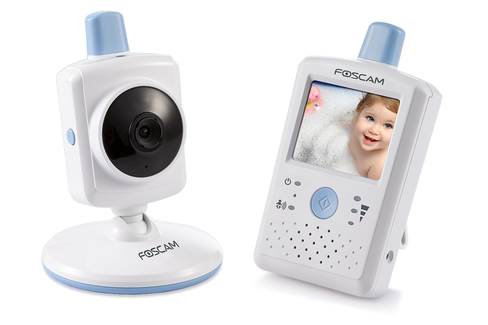 Digital Video Monitors From Foscam Giveaway Ends 2 9 15