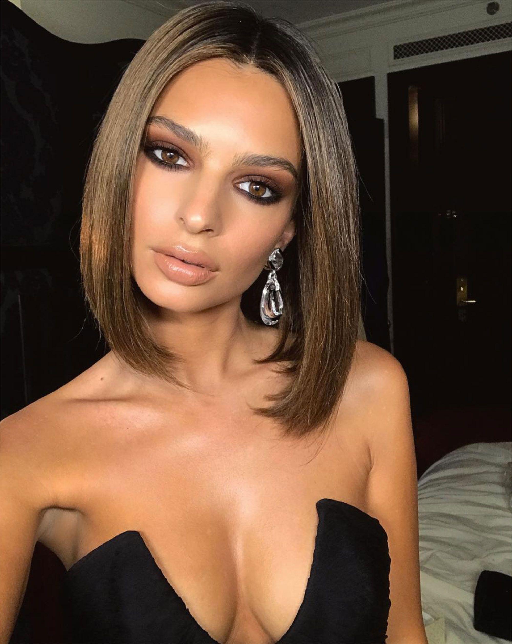 Emily ratajkowski beautiful eyes and big tits nudes (33 image)