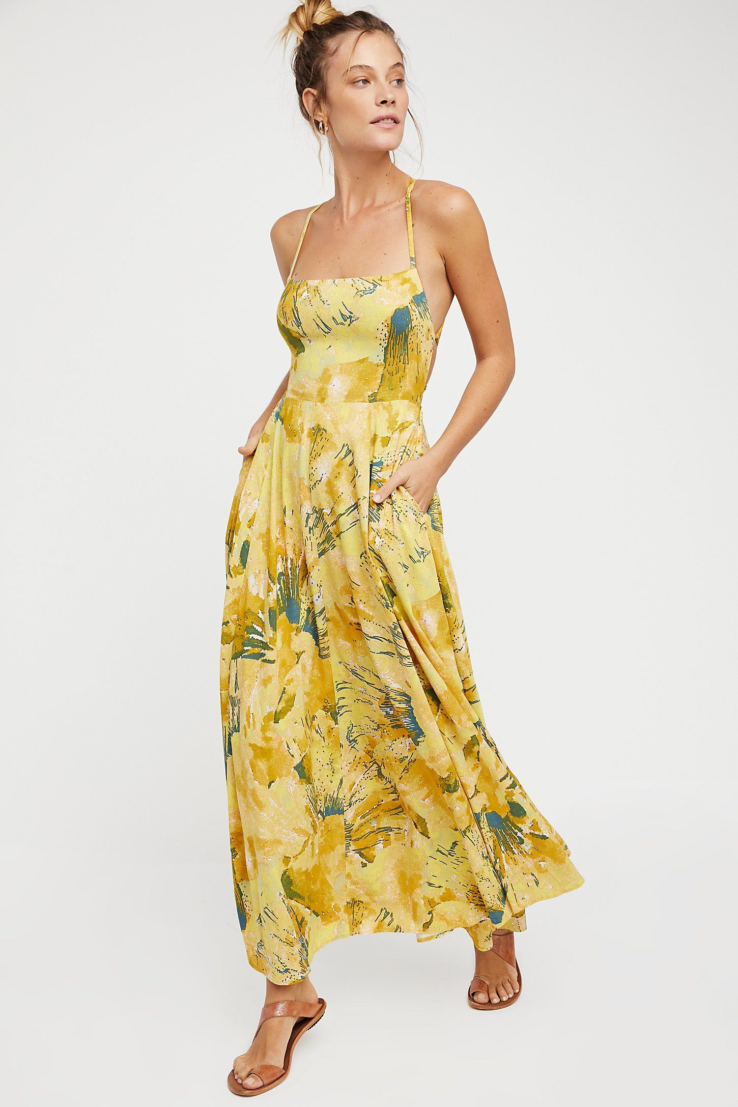 831fa78d8e9 Shop our Nellie Printed Maxi Dress at FreePeople.com. Share style pics with  FP Me
