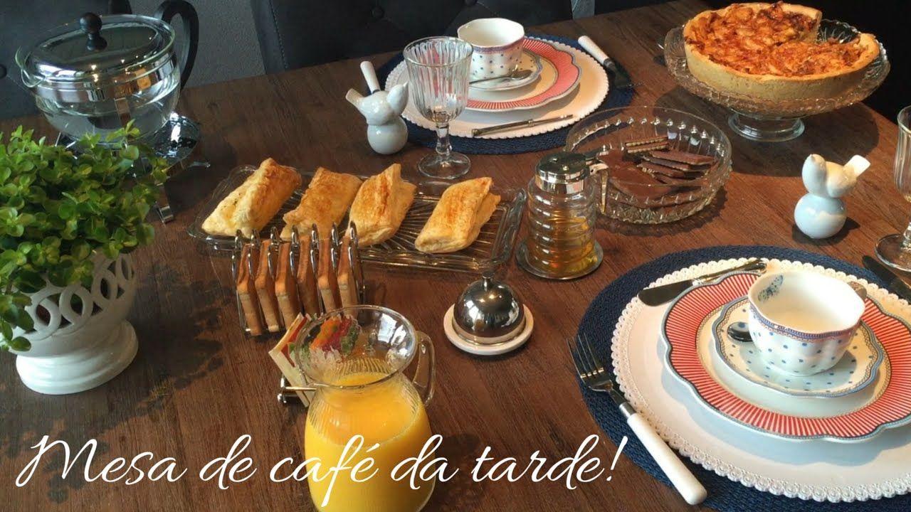 Projeto café da tarde e mesa posta- Cristina Versluis